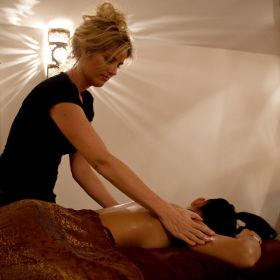 """Rituel en Duo / Couple """"Nomad et Sens"""" Massage, Hammam & Gommage (2h30) - Coffret Cadeau"""