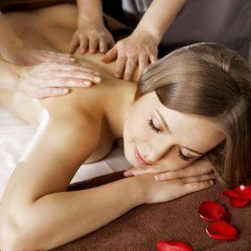 """Rituel """"Du Sahara à l'Océan"""" : Massage à 4 mains & Hammam Privatif (1h30) - En Duo / Couple"""