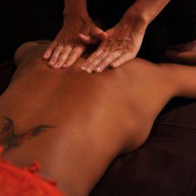 """Rituel """"Charme Terguia"""" Massage Gommage avec Hammam Privatif (2h) - en Duo / Couple"""