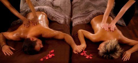 """Massage """"Eveil Boréal"""" (1h ou 1h30) - en Duo / Couple"""