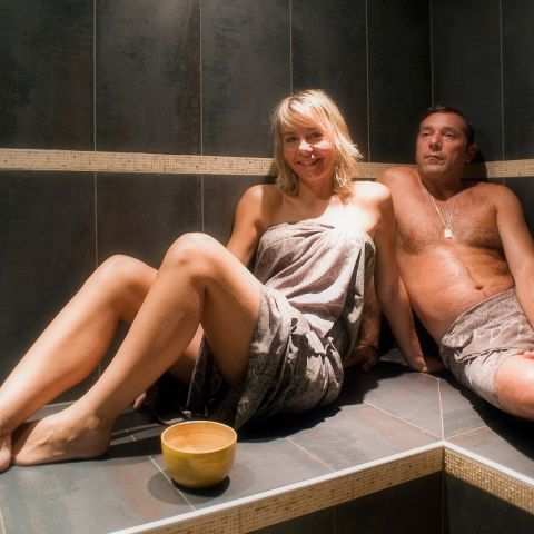 """Rituel """"Beauté Privée"""" Hammam Privatif avec Gommage (1h) - en Duo / Couple"""