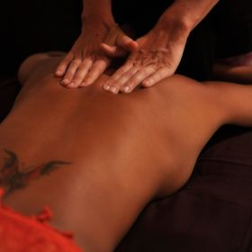 "Rituel ""Charme Terguia"" Massage Gommage avec Hammam Privatif (2h)"