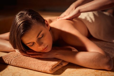 """Massage """"Eveil Boréal"""" (1h ou 1h30)"""