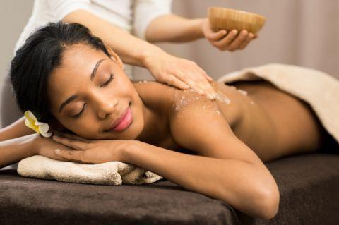 """Coffret SAINT VALENTIN """"Pause Romantique"""" (1h) Hammam, Massage"""
